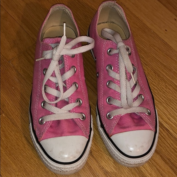 Converse Shoes   Womens Pink Converse
